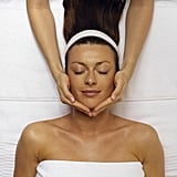 Lymphatic Drainage Facial Massages