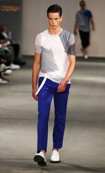 London Fashion Week: Man Spring 2009