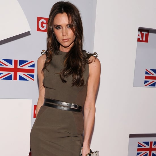 Victoria Beckham Pictures at British Oscars Party