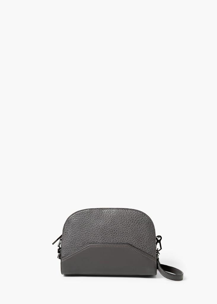 MANGO Top Handle Small Bag ($50)