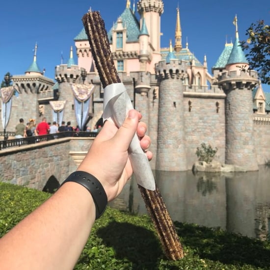 Where Are the Flavored Churros at Disneyland?