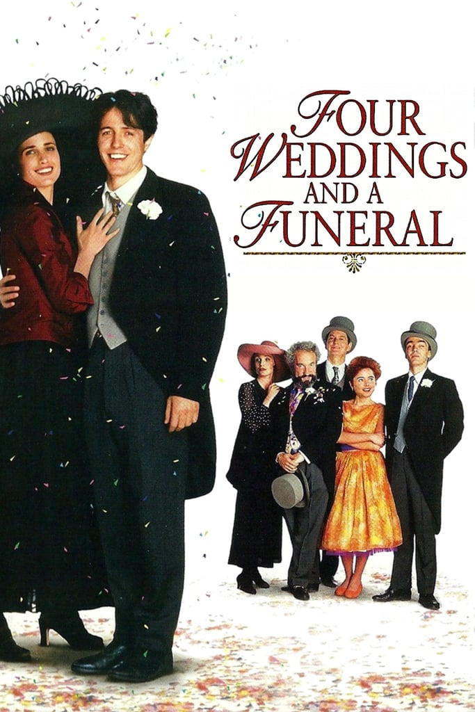 Four Weddings And A Funeral Stream