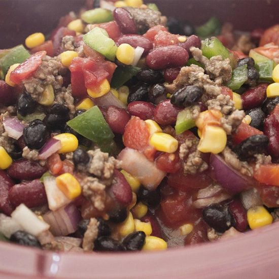 Simple Hearty Chili