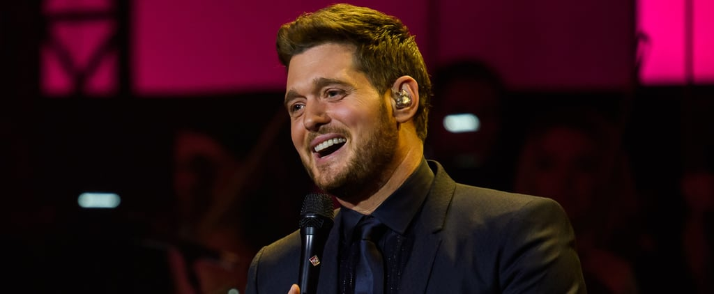 Young Woman Sings For Michael Bublé New York Concert Video