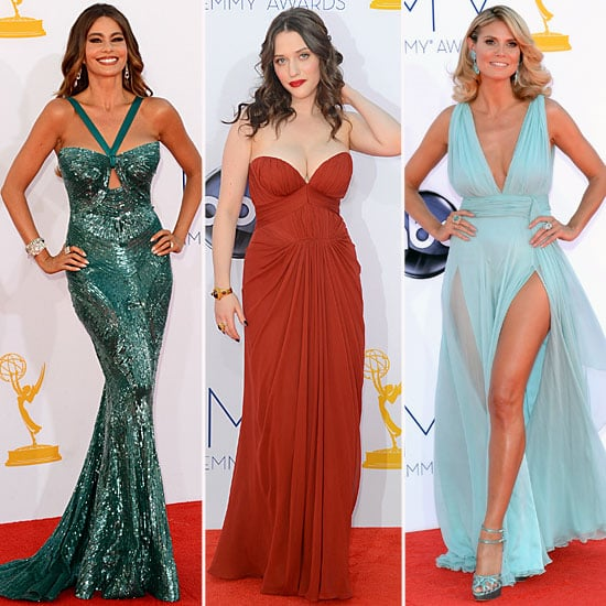 Emmys Red Carpet Trends 2012