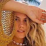 Free People Waikiki Shell Collar