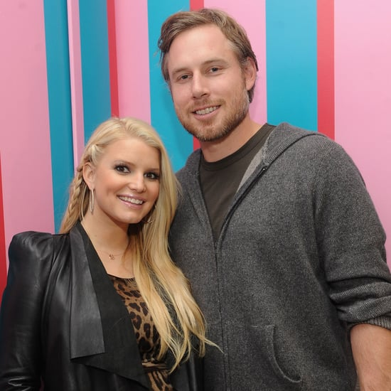Jessica Simpson Birthday Gift From Eric Johnson