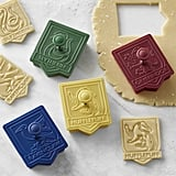 Harry Potter House Crest Cookie Cutters