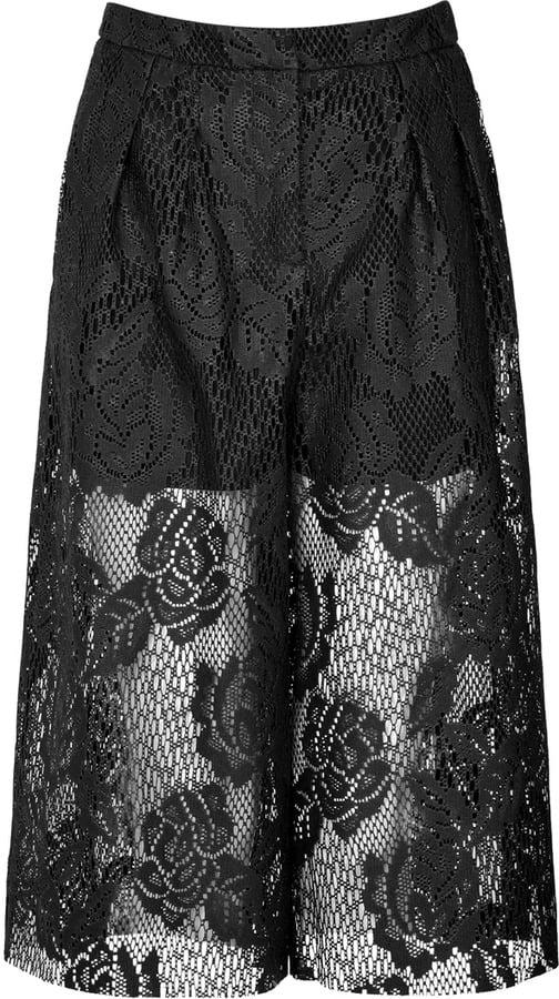 MSGM Lace Culottes
