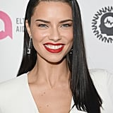 Adriana Lima at the 2017 Oscars Viewing Party