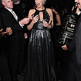 Host Jane Lynch at the Emmys Governor's Ball.