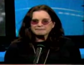Ozzy Osbourne Auditions to Announce Anderson Cooper 360