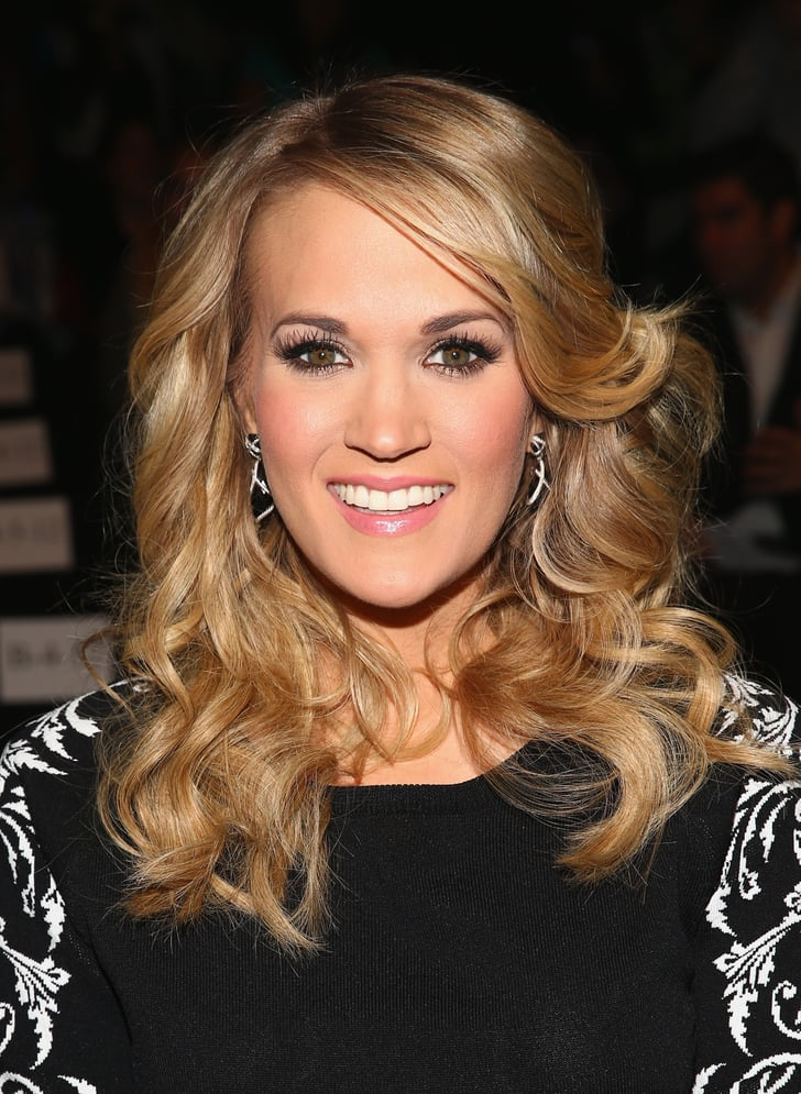 Carrie Underwood Talks DIY Smoky Eyes, Wigs, and Manicures