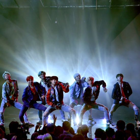 BTS Performance at 2017 American Music Awards