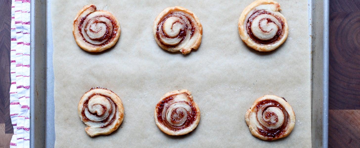 Desserts Don't Get Much Easier: 5-Ingredient Strawberry Pinwheels