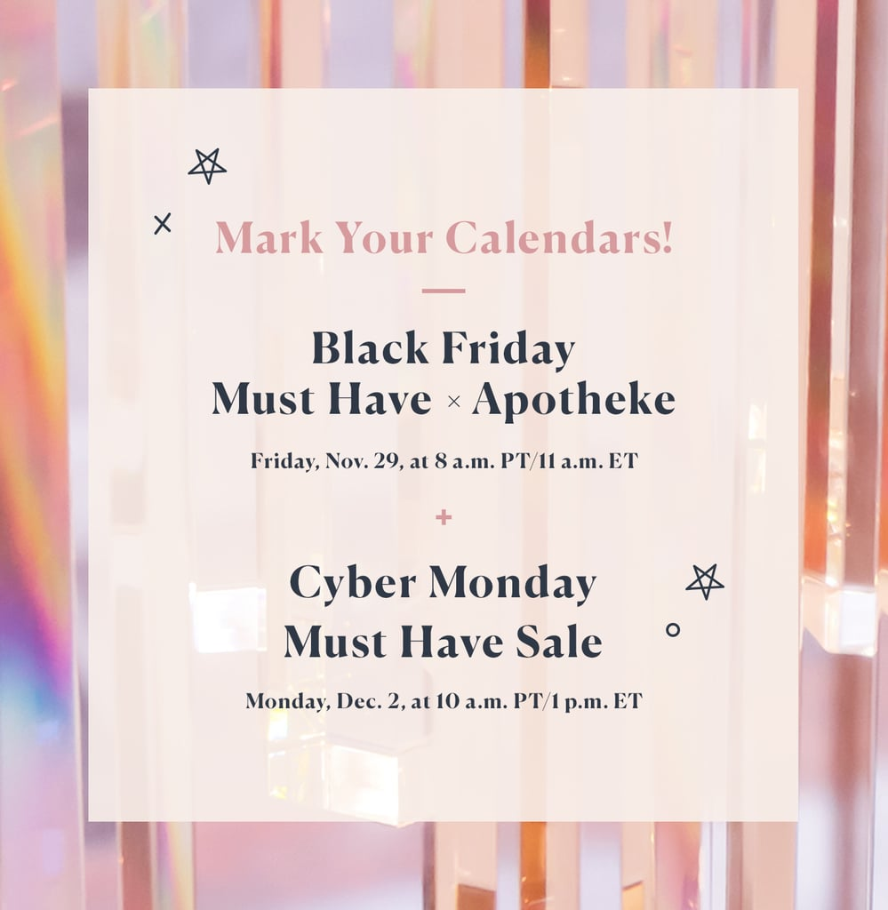 POPSUGAR Must Have Box Black Friday and Cyber Monday 2019