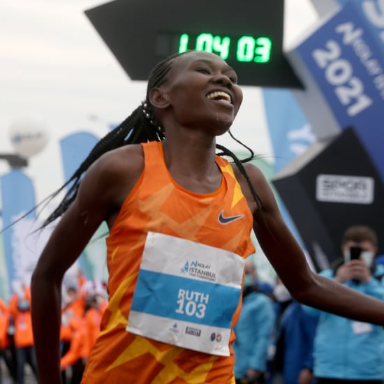 Ruth Chepngetich Breaks Women's Half-Marathon World Record