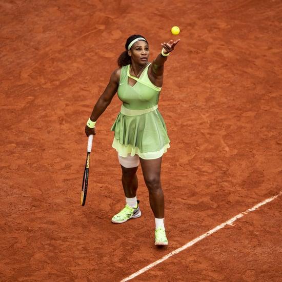 Serena Williams Women in Sports Interview