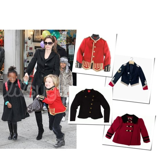 Picture of Shiloh Jolie Pitt Shopping