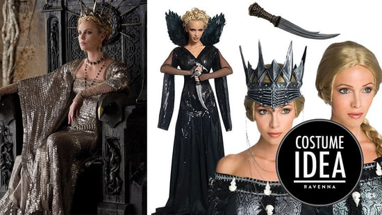 How To Be Ravenna From The Huntsman: Winter's War For Halloween
