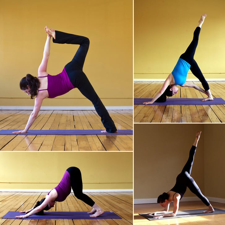 Tone It Up by Mixing It Up: 11 Down Dog Variations
