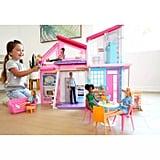 Barbie Malibu House Doll Playset