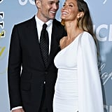 Tom Brady and Gisele Bündchen at Hollywood For Science Gala
