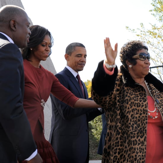 Barack Obama's Reaction to Aretha Franklin's Death
