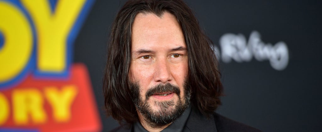 Keanu Reeves Is Auctioning Off a Zoom Call For Charity