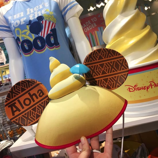 Disney Citrus Swirl Mickey Ears Hat