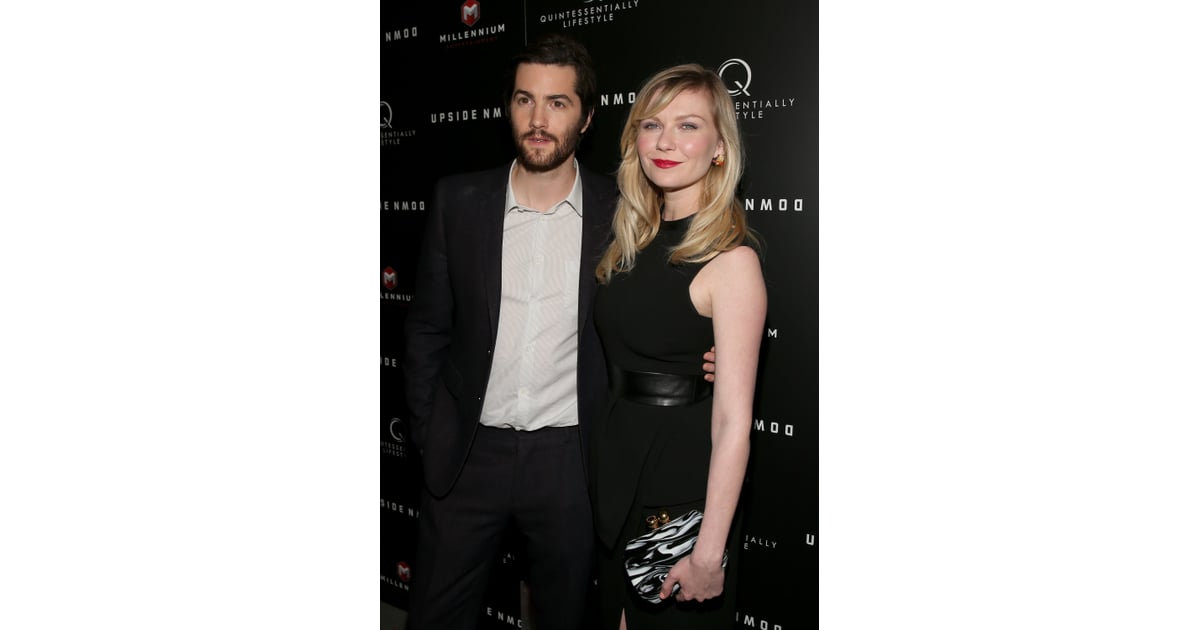 Kirsten Dunst and Jim Sturgess attended a screening of ...