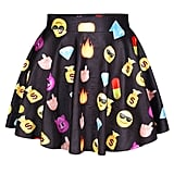 Emoji skater skirt ($14, originally $20)