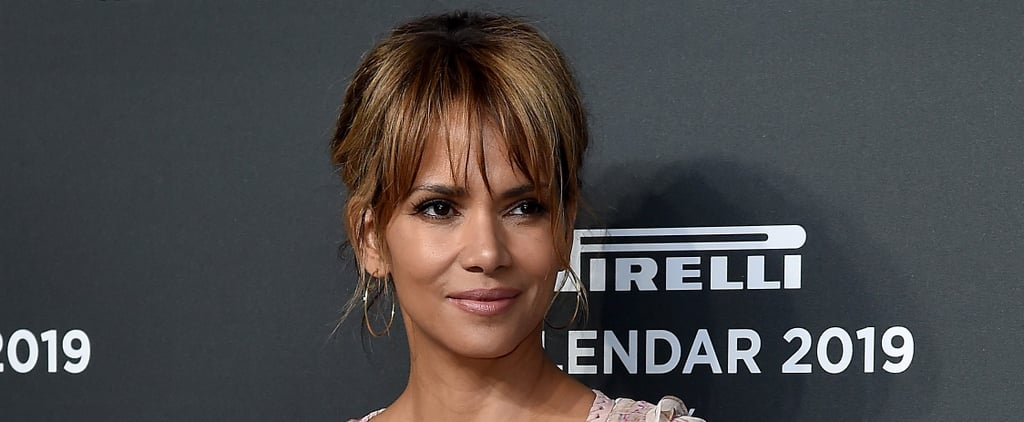 Halle Berry Self-Defence Ab Workout
