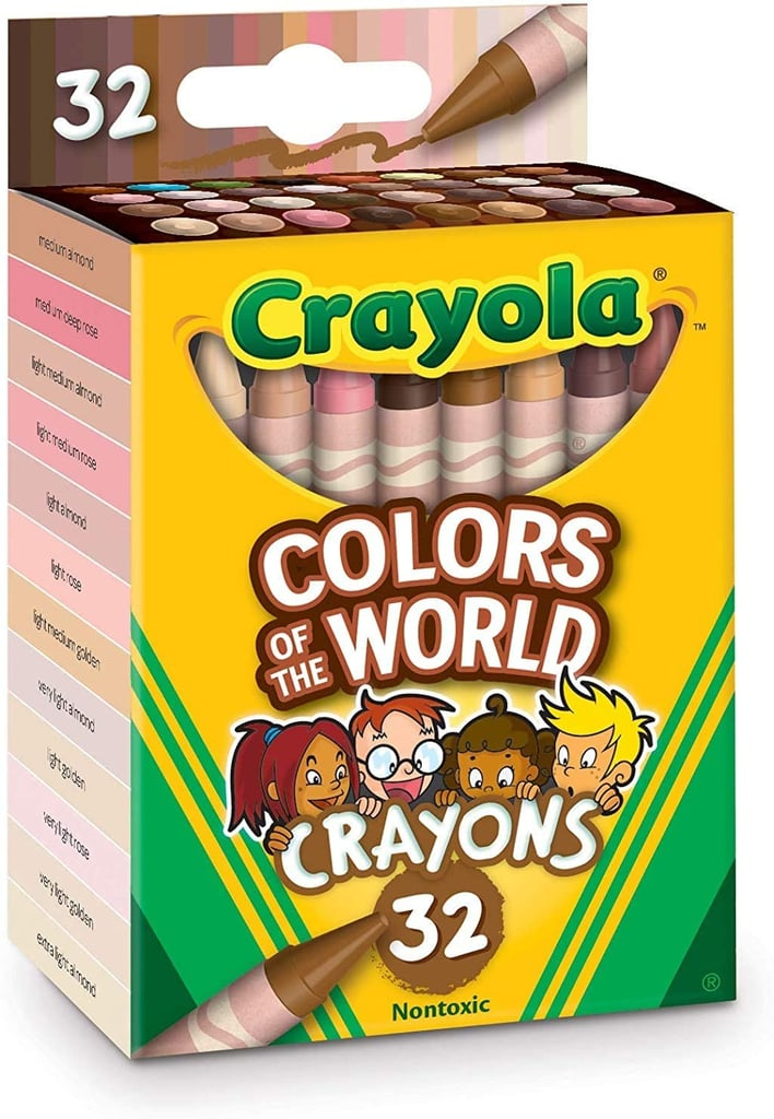 Crayola Crayons Colors of the World
