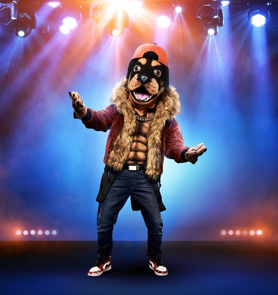 Who Is the Rottweiler on The Masked Singer Season 2?