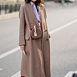 Statement Coat Street Style Trend