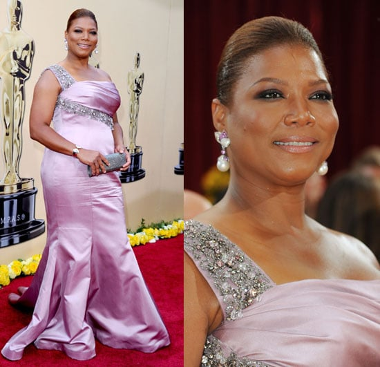 Queen Latifah at 2010 Oscars 2010-03-07 18:04:37