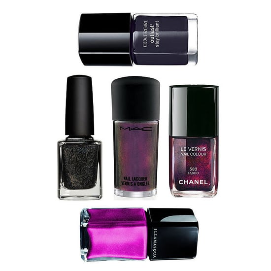 Top 10 Dark Metallic Nail Polishes