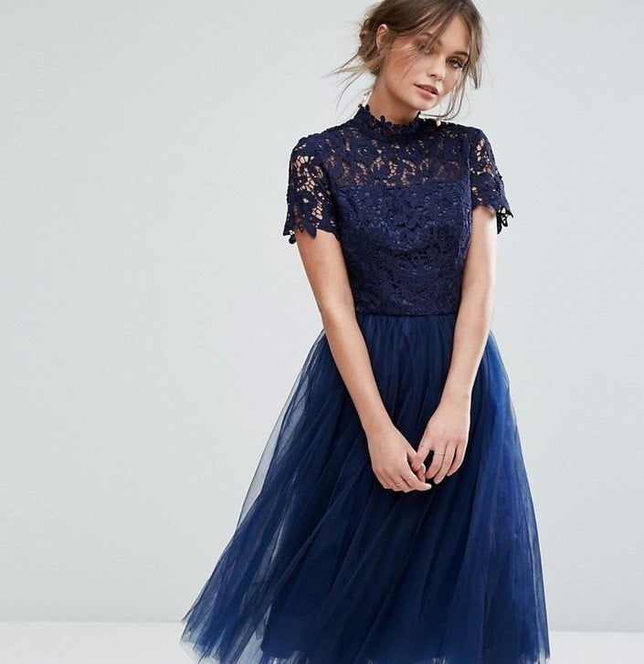 Dresses to Wear to Winter Weddings