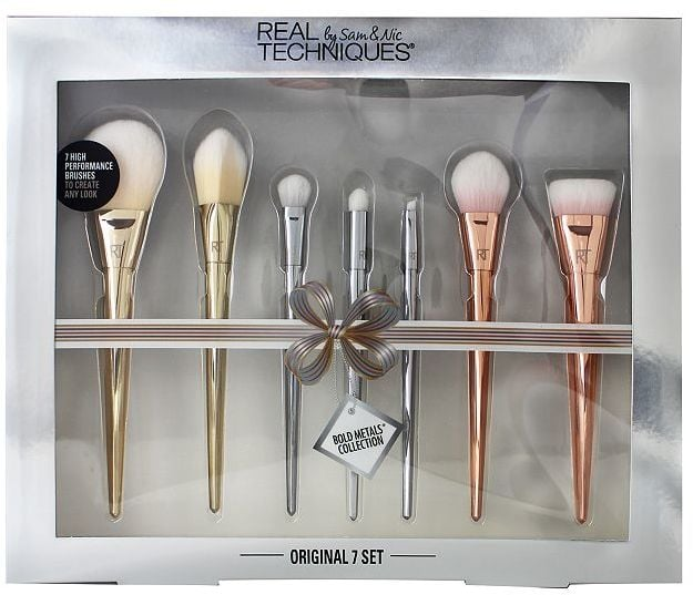 Real Techniques Bold Metals Ultimate Set (£120)