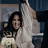 Demi Lovato's Jiujitsu Skills