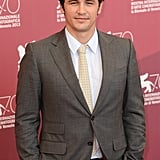 James Franco stepped out for the Child of God photocall at the Venice Film Festival.