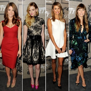 Jessica Biel, Jennifer Garner, Lydia Hearst, Ashley Greene, Halle Berry, Katherine Heigl At Variety Power of Women Lunch