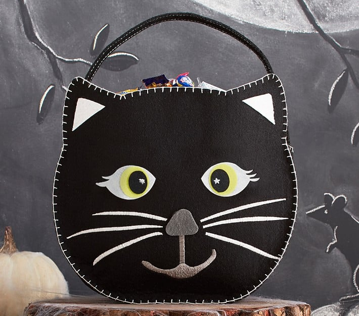 Kitty Felt Tote