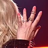 Miranda Lambert Engagement Ring