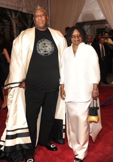 "Andre Leon Talley Had Capes Made for His ANTM Appearances Because He ""Wasn't As Thin As Some People Want Me to Be"""