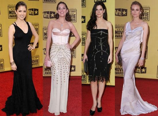 Critics Choice Awards Photos Red Carpet and Show