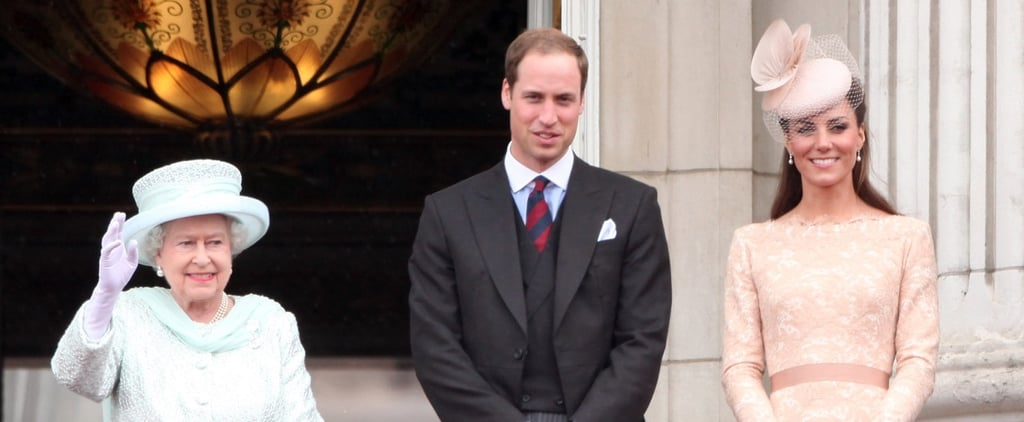 The 1 Thing Will and Kate Must Do When They First See the Queen