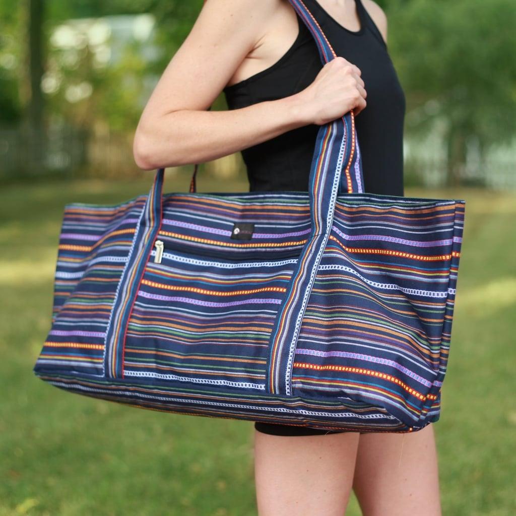 Aurorae Yoga Mat Tote Bag  430355980bf87