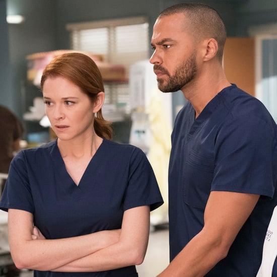 Will April Die on Grey's Anatomy?